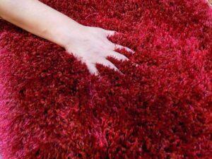 Covor Lotus Roșu